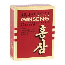 Roter Ginseng Extrakt (30 Kapseln)