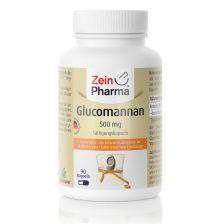Glucomannan 500mg (90 Kapseln)