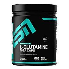 Glutamine Giga Caps (300 Kapseln)