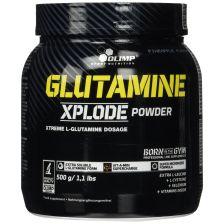 Glutamine Xplode - 500g - Orange