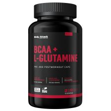 BCAA + Glutamin 12000 (180 caps)
