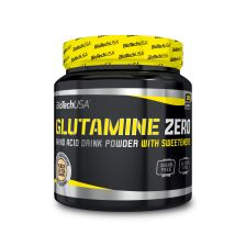 Glutamine Zero Peach Ice Tea (600g)