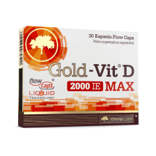 Gold-Vit D MAX 2000 (30 Kapseln)