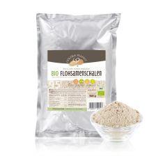 Bio Flohsamenschalen Pulver 95% (500g)