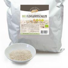 Bio Flohsamenschalen 95% (1000g)