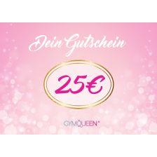 Online Shop Gutschein 25 €