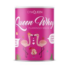 GymQueen Queen Whey Milky Flamingo (300g)