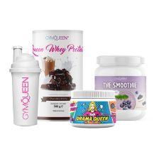 Fitness Protein Paket