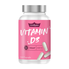 Vegan Vitamin D3 (120 Kapseln)