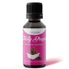GymQueen Tasty Drops - 30ml - Mousse au chocolat