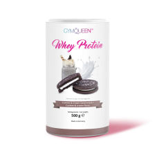 Queen Whey - 500g - Cookies & Cream Aroma