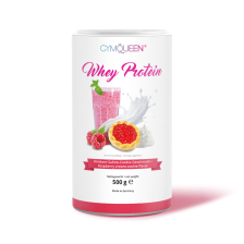 Whey Protein - 500g - Himbeer-Sahne Cookie Aroma