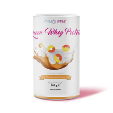 Whey Protein - 500g - Pfirsichringe Aroma