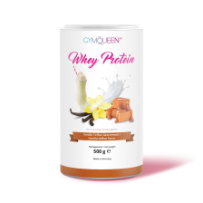 Whey Protein - 500g - Vanille-Toffee Aroma