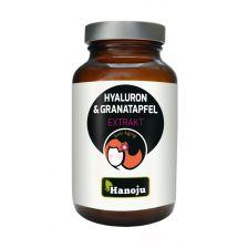 Hyaluronsäure + Granatapfelextrakt 450 mg (90 Kapseln)