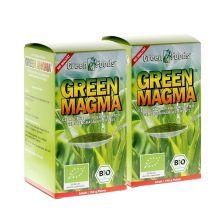 2 x Green Magma Gerstengrasextrakt bio (2x150g)