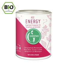 Energy Trinkpulver Mischung bio (100g)