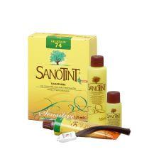 Sanotint Haarfarbe Sensitive light Nr. 74 Hellbraun (125ml)