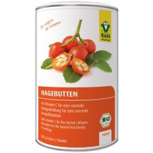 Rosehip Powder Can Bio (500g)