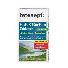 Hals & Rachen Tabletten Zuckerfrei (20 Tabletten)