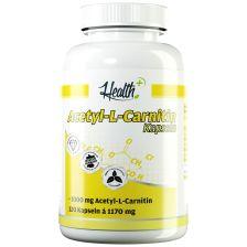 Health+ Acetyl-L-Carnitin (120 Kapseln)