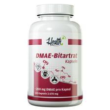 Health+ DMAE-Bitartrat (120 Kapseln)