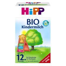 喜宝有机婴儿配方奶粉12个月起800克 Bio Kindermilch ab dem 12. Monat (800g)