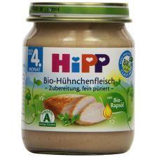 Bio Menü ab dem 4. Monat - 125g - Hühnchenfleisch