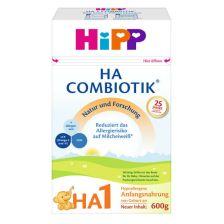 喜宝抗敏免敏水解蛋白婴幼儿奶粉1段500克 HA 1 Combiotik (500g)