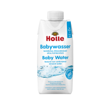 Babywasser - Natürliches Mineralwasser ohne Kohlensäure (500ml)