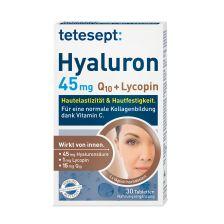 Hyaluron 45mg Q10 + Lycopin (30 Tabletten)