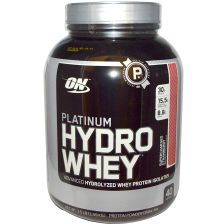 Platinum Hydro Whey - 1590g - Sup Strawberry