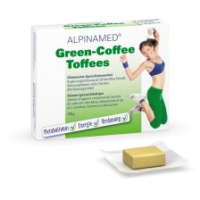 Green-Coffee Toffees (30 Lutschtabletten)