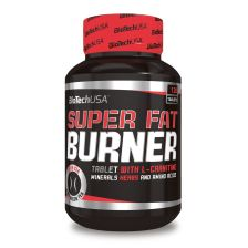 Super Fat Burner (120 Tabletten)