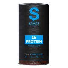 4-Komponenten Protein Muscle Maker Schoko (600g) - MHD 11.01.2019