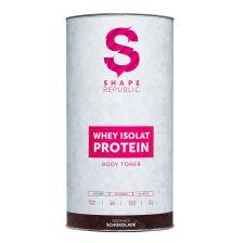 Whey Isolat Protein Schokolade Body Toner (600g)