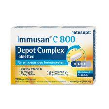 Immusan C 800 Depot Complex Tabletten (20 Tabletten)