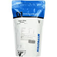 Impact Whey Protein - 1000g - Banane-Toffee - MHD 28.02.2019