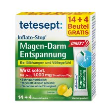 Inflato-Stop Magen Darm Entspannung (18x0,8g)