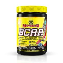 Mammoth BCAA - 520g - White Grape