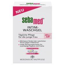 Intim Waschgel pH 3.8 für die junge Frau (200ml)