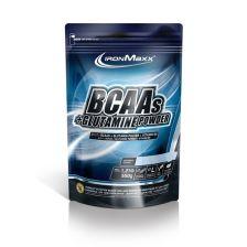 BCAAs + Glutamine Powder - 550g - Himbeere