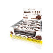 High Fiber Bar - 12x60g - Cookies&Cream