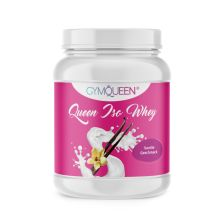 Queen Iso Whey Zero - 500g - Vanillicious