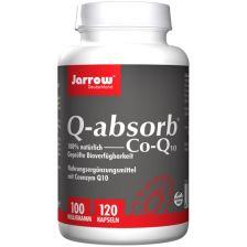 Q-absorb Coenzym Q10 100mg (120 Kapseln)