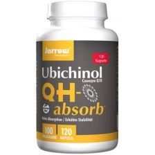 QH-absorb Coenzym Q10 100mg (120 Kapseln)