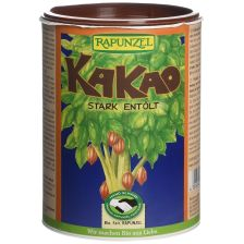 Kakaopulver stark entölt bio (250g)