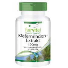 Kiefernrinden-Extrakt 100mg (60 Kapseln)