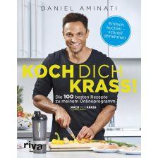 koch dich krass-Kochbuch