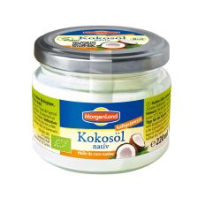 Kokosöl nativ bio (220ml)